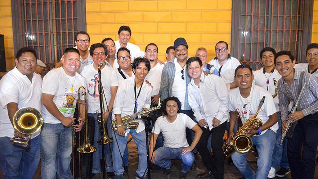 Casona de San Marcos – Salserísimo Perú   Salsa es Cultura